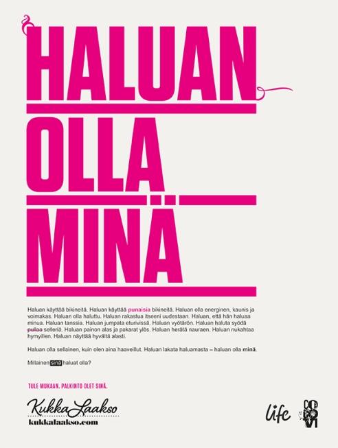 haluanollamina_juliste
